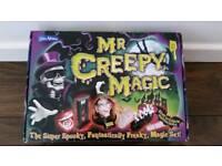 Mr Creepy Magic Set. Toy.