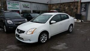 2011 Nissan Sentra S; Auto A/C P/Group Alloys
