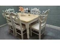 Gorgeous 5ft Table & chair set