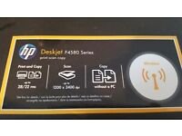 HP Colour Printer with wifi - Fully Working - F4580