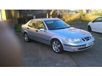 SAAB 9-5 2 LITRE TURBO.....swap or sell