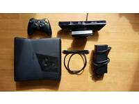 Xbox 360 with Kinetic and Controller