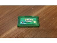 Pokémon Emerald (Game Boy Advance) Cartridge Only For Sale.
