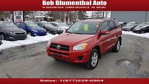 2012 Toyota RAV4 4WD w/ Auto ($68 weekly, 0 down, all-in, OAC)