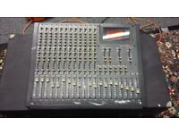 Fostex 812 mixer