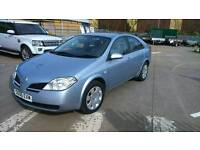 BRILLIANT CONDITION *NISSAN PRIMERA* ONLY 1 OWNER *FULL SERVICE HISTORY*