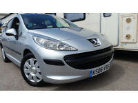 2006 PEUGEOT 207 1.4 NEW MOT NEW CAMBELT KIT VERY GOOD CONDITION CHEAP INSURANCE