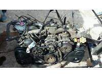 2002 ej20 subaru wrx engine