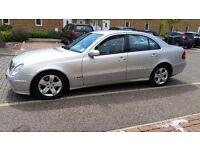 Mercedes e270 2003 diesel auto leather mot til Dec