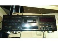 Teac Cassette Tape Deck