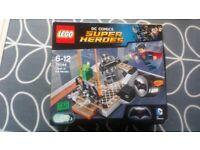 LEGO DC Comics SUPER HEROES 76044 Clash of the Heroes Batman vs Superman New