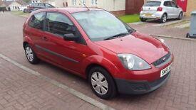 Ford Fiesta, 1.2 Zetec, Petrol, 2006 facelift model, 3 doors, 7 months MOT, good condition.