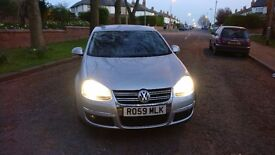 VOLKSWAGEN JETTA 1.9 2009 SE TDI (HPI CLEAR PREVIOUSLY OWNED BY ARNOLD CLARK)