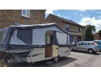 Pennine Conway Cruiser - 6 Berth Folding Camper / Trailer Tent