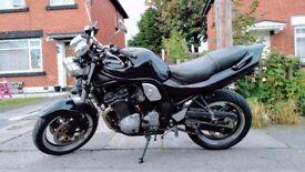 Suzuki GSF 600cc Bandit Motorbike