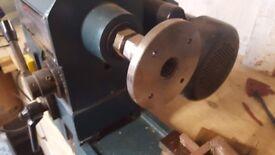 Clarke 900mm reversible head wood lathe