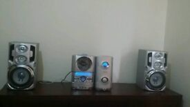 Pioneer sound system like new