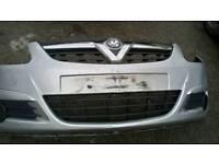 Vauxhall corsa 56 front grill