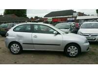 2006 SEAT IBIZA 1.6 PETROL , , LOW MILEAGE , , GOOD RUNNER , , CHEAP CAR