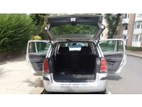 7 seater Vauxhall zafira 56 plates for sale