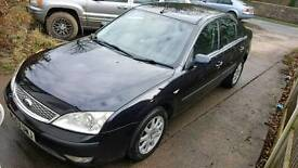 MK3 Mondeo TDCi breaking for parts.