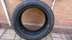 Two Brand new tyres