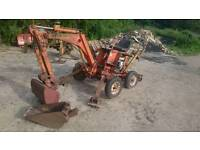POWERFAB MINI DIGGER 125WT