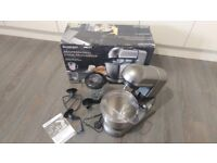Professional Food Processor (kneading, mixing & blending) 1300W