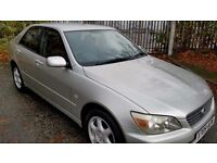 Lexus IS 200 2.0 'S' Immaculate....
