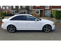 Audi A4 S-line Black edition 'immaculate condition'