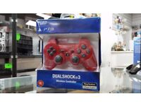 Sony PS3 Dualshock Wireless Sixaxis Controller (New)