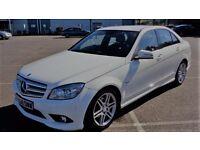 Mercedes Benz C200 CDIA Blue Efficiency Auto Sport 2010 (PRICE: £10,000)