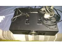 i have sale fully working order tv projector panasonic ready to go
