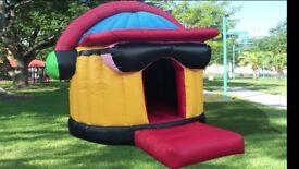 bouncy castle custom made disco dome