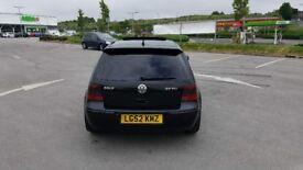 Volkswagen Golf GT TDI 130 BHP * inc Sunroof
