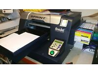 Anajet Sprint - DTG Printer - In good working condition - For Sale