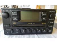 Toyota CD Radio (from 2005 Rav 4)