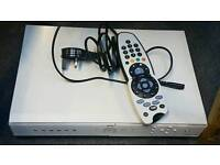 Sky box fully working with remote
