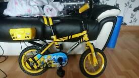 "Apollo 12"" Kids Bike"