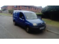 FIAT DOBLO CARGO FRIDGE VAN LONG MOT