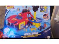 Mickey Mouse Garage, Brand new. Christmas present