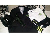Full set of Walkden High school uniform brand new for 15 years boy