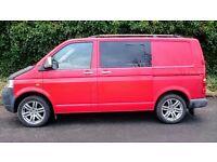 2007 VW Transporter T5 Campervan, high spec van in good condition