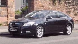 2009 Vauxhall Insignia Exclusive Diesel 5 Door Hatchback, Full Vauxhall Service History, Full MOT!