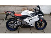 APRILIA RS 125,2007,12000 MILES,3 OWNERS,EXCELLENT CONDITION.