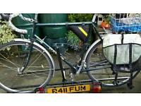 Bike Carrier & Towbar Attachment (Pendle)