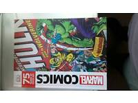 Marvel Comics Coffee Table Book