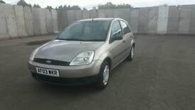 Ford Fiesta 1.4 TDCI Diesel, Full Years MOT, Engine Spotless, No Rust!!!!!