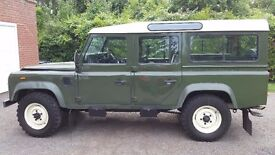 1990 Land Rover Defender 110 4C Turbo Diesel