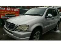 MERCEDES ML320 7 SEATER AUTOMATIC